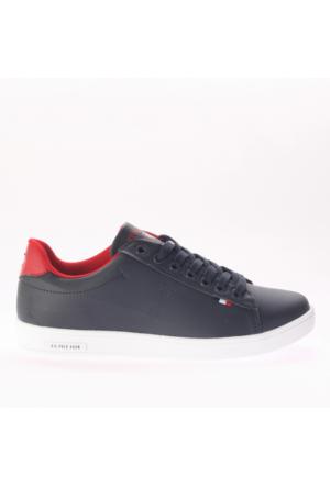 U.S. Polo Assn. Kadın Ayakkabı Franco Lacivert