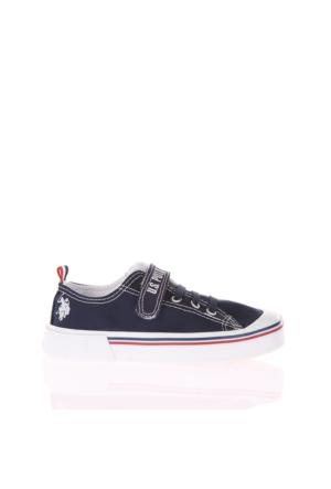 U.S. Polo Assn. Erkek Çocuk Ayakkabı Penelope Lacivert