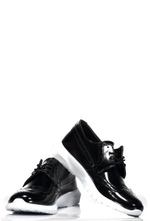 Collezione Erkek Ayakkabı Keras Siyah