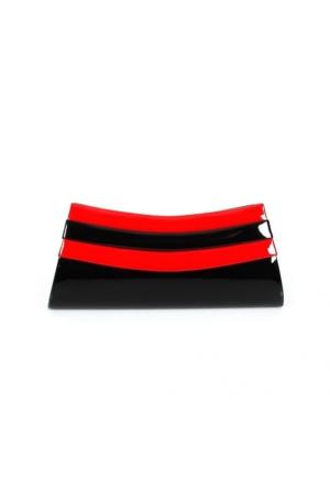 E-Hediyeci Sımalore 8010-18 Siyah-Kırmızı
