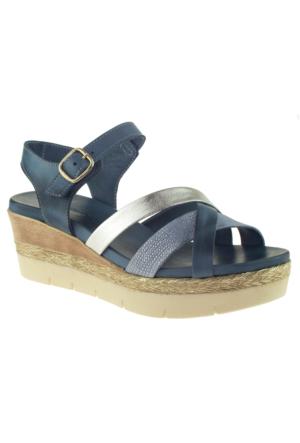Venüs 757601 Mavi Kadın Sandalet