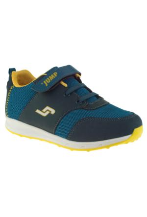 Jump 15672 Yeşil Çocuk Spor Ayakkabı
