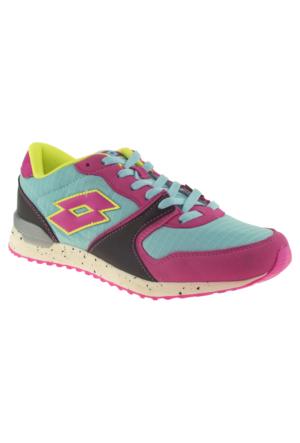 Lotto 8747 Record Vi Ny Jr L Fuşya Kadın Ayakkabı