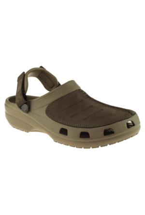 Crocs 203261 Yukon Mesa Clog M Haki Erkek Terlik