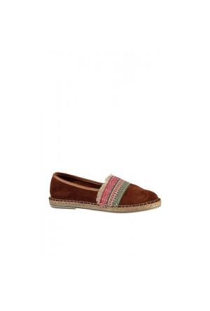 Elle Boheme Kadın Ayakkabı - Taba