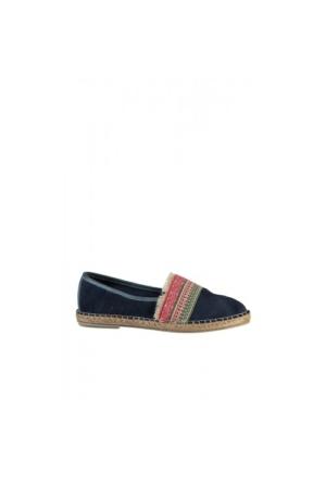 Elle Boheme Kadın Ayakkabı - Mavi
