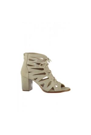 Elle Ordon Kadın Ayakkabı - Bej