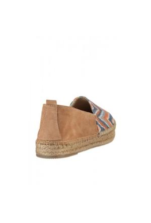 Elle Sofia Kadın Ayakkabı - Pudra