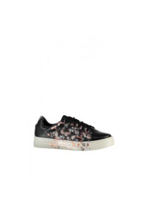 Elle Maculato Kadın Ayakkabı - Siyah - Bronz