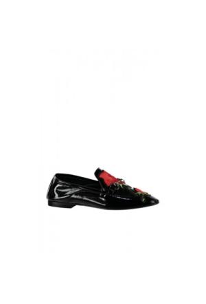 Elle Poetry Kadın Ayakkabı - Siyah