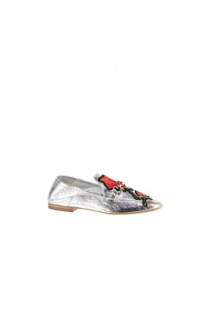 Elle Poetry Kadın Ayakkabı - Gümüş