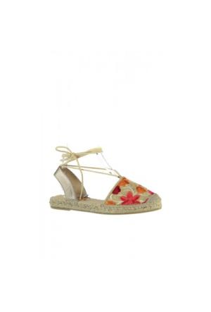 Elle Fausta Kadın Ayakkabı - Kurşun