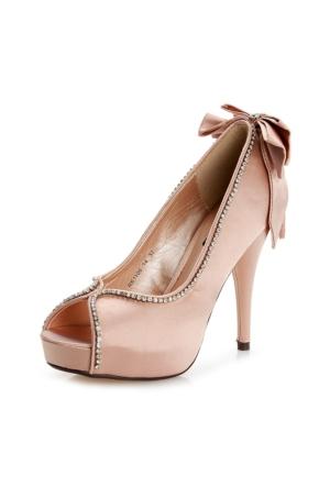 SotheX-1106-14Bayan Platformlu Ayakkabı
