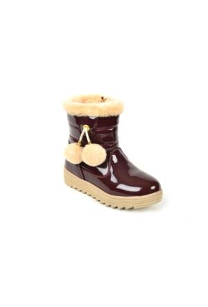 Twingo PT 9010 İçi Termal Kürk Kız Çocuk Bot Ayakkabı