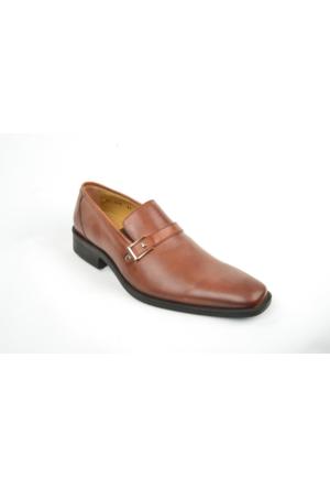 Burç 545 Erkek Hakiki Deri Fantazi Ayakkabı