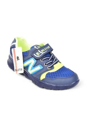 Bletix Ft Cırtlı Fileli Yazlık Günlük Erkek Çocuk Spor Ayakkabı
