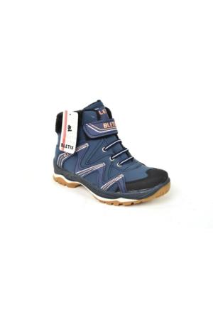 Bletix FT 025 Erkek Çocuk İçi Kürk Bot Ayakkabı
