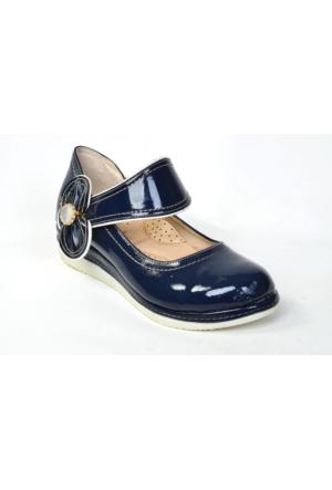 Kirazkids Ft 205 Cırtlı&Ortopedik Kız Çocuk Ayakkabı