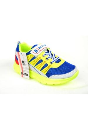 Bletix 1007 Erkek Çocuk Faylon Taban Yazlık Spor Ayakkabı