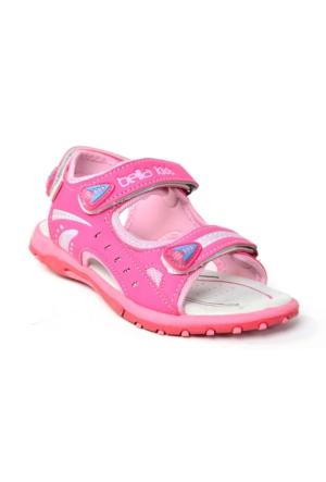 Akınalbella 1290 Günlük Ortopedik Kız Çocuk Sandalet
