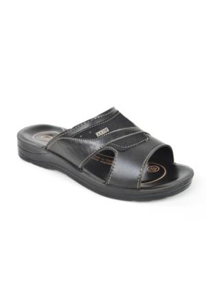 Akım MR Polo Erkek Yazlık Ortopedik Terlik Ayakkabı