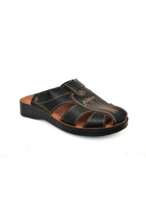 Akım GR Yeni Sezon Önü Kapalı Sandalet Ayakkabı