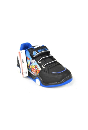 Bletix PT Arabalı Işıklı Çocuk Spor Ayakkabı