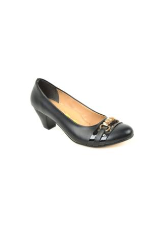 Büşracan ZN 151 Fındık Topuk Bayan Ayakkabı