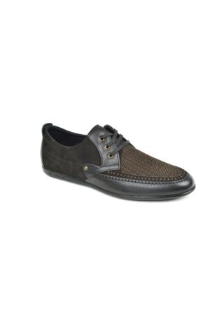 Dropland MR 3440 Baglı Erkek Deri Ayakkabı