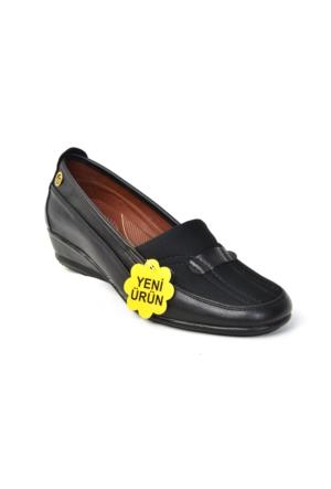 Gökçen 110 %100 Deri Ortopedik&Günlük Anne Ayakkabı