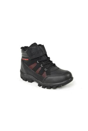 Jamper FT 1387 İçi Termal Kürk Erkek Çocuk Bot Ayakkabı