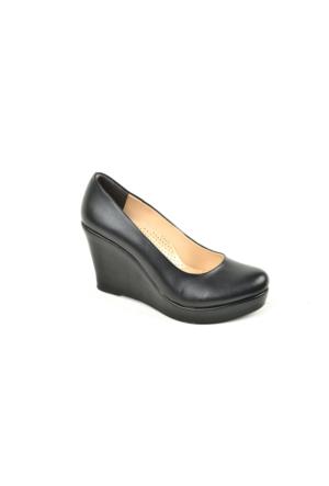 Kaplan ZN 126 Dolgu Platform Bayan Ayakkabı