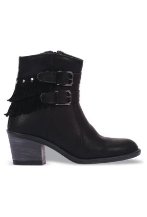 M.P ZN 162-0168 Bayan Bot Ayakkabı