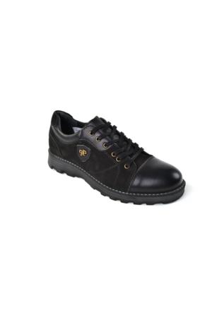 Pepita MR 2888 Hakiki Deri Kışlık Ayakkabı