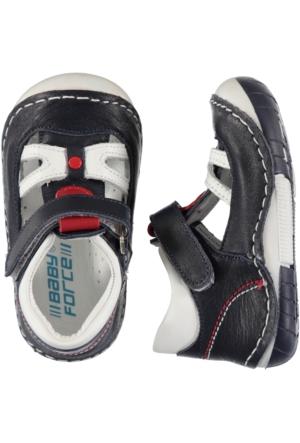 Baby Force İlk Adım Ayakkabısı 19-23 Numara Lacivert