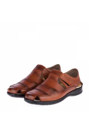 Başaran-Emesto Erkek Düz Sandalet
