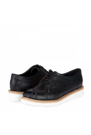 Yarımelma Kadın Oxford Ayakkabı