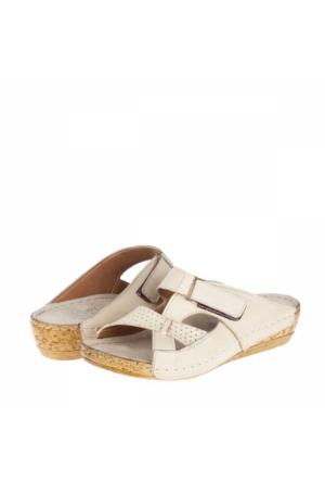 Derimiss Kadın Masaj Tabanlı Sandalet