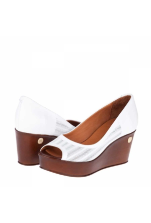 Mammamia Kadın Platform Topuklu Ayakkabı