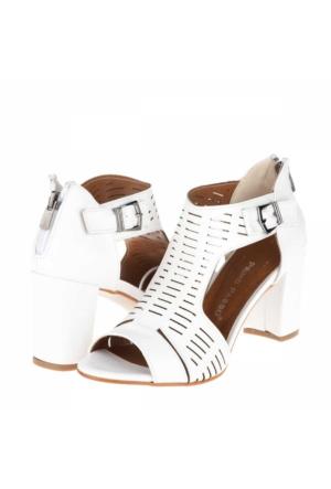 Primo Passo Steymi Kadın Topuklu Sandalet