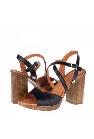 Mammamia Kadın Topuklu Sandalet