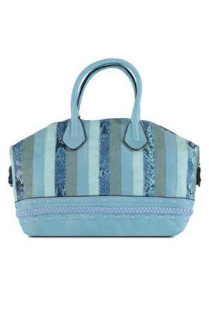 Marjin Yalve Günlük Çanta Mavi