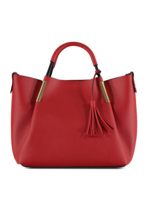 Marjin Reba Günlük Çanta Kırmızı