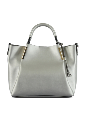 Marjin Reba Günlük Çanta Gümüş