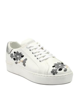 Ayakkabı - Beyaz - Zenneshoes