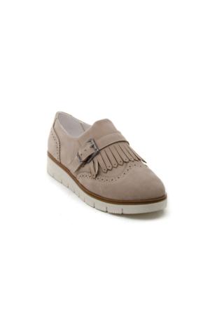 Ayakkabı - Bej - Ayakkabı Havuzu