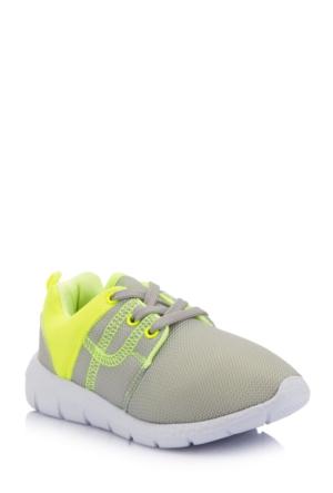 DeFacto Erkek Çocuk Spor Ayakkabı Gri