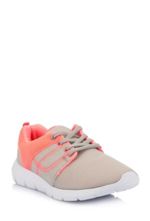 DeFacto Kız Çocuk Spor Ayakkabı Gri