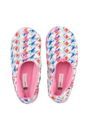 DeFacto Kadın Ev Ayakkabısı Pembe