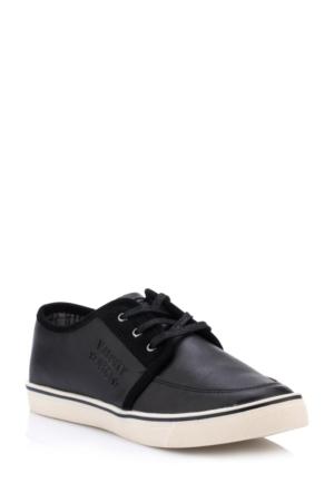 DeFacto Erkek Çocuk Bağcıklı Ayakkabı Siyah